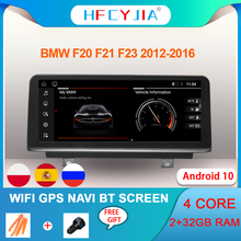 Multimedia-Screen Carplay Android F21 Navi Auto 0 BMW 32G for F20 2--32g GPS 10-System
