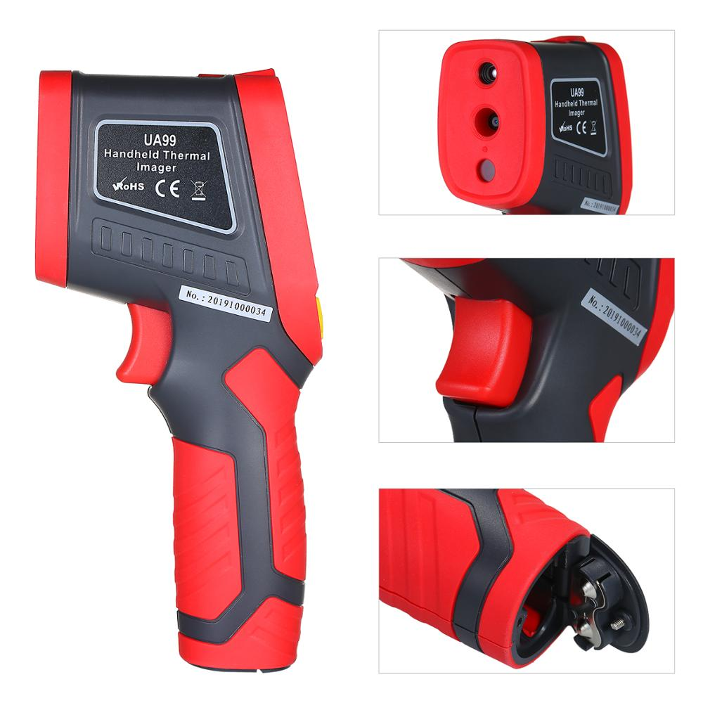 Digital Mini Infrared Thermal Camera Made With ABS Material For Measuring Tools 4