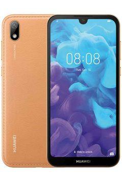 Перейти на Алиэкспресс и купить Huawei Y5 2019 16 Гб Две Sim-карты коричневый