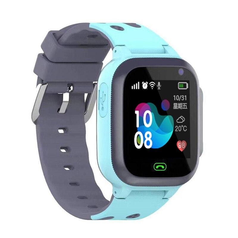 Z1 Smart Watch Kids LBS Tracker Watch Baby Smartwatch With Camera Flashlight SOS Emergency Call Clock Children Phone Watches