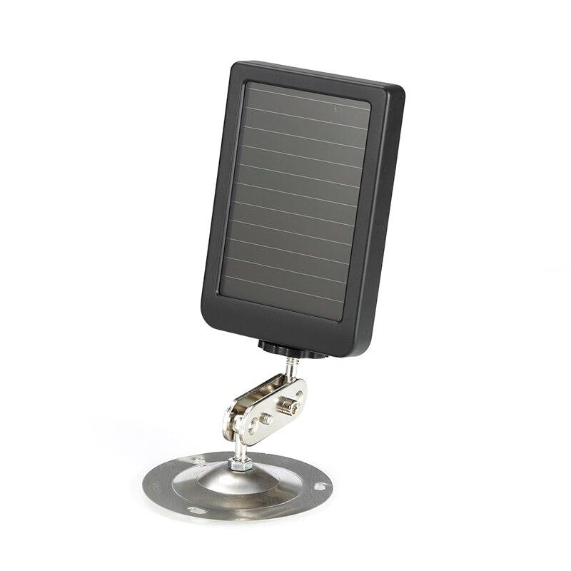 Принадлежности для охотничьих камер 7В солнечная панель источник питания батареи для Suntek HC300A HC-300M