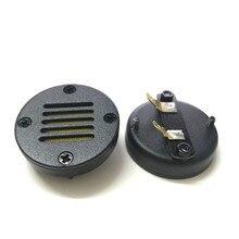 Tweeter AMT 40mm, haut parleur Portable, 8ohm ou 4ohm, 15 30W, haut parleur en néodyme à membrane électromagnétique, 2 pièces