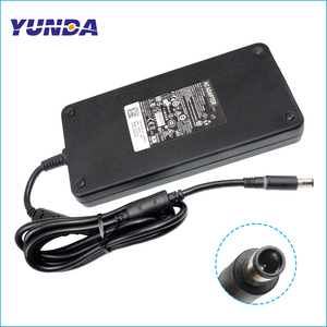 Slim 240W 19.5V 12.3A AC Adapter PA-9E ADP-240A for DELL Alienware M18x M18X R2 X51 Precision M4700 M6400 M6600 M6500 M6700(China)