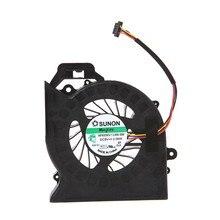 Alta qualidade portátil cooler cpu ventilador de refrigeração para hp pavilion dv6 DV6-6000 DV6-6050 DV6-6090