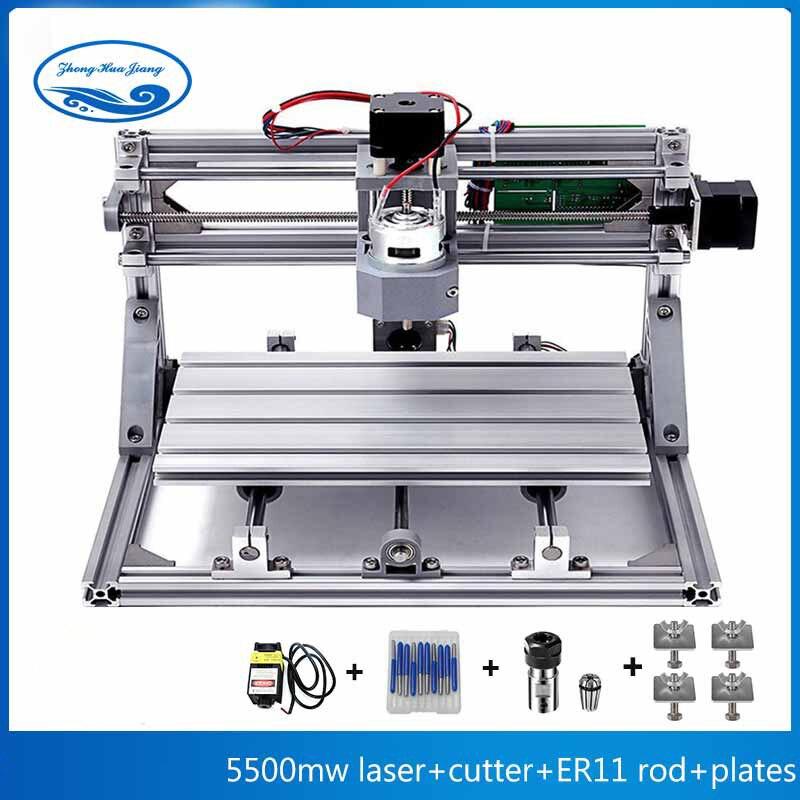 CNC 3018 Laser Engraving Machine for Wood/PCB/PVC 2