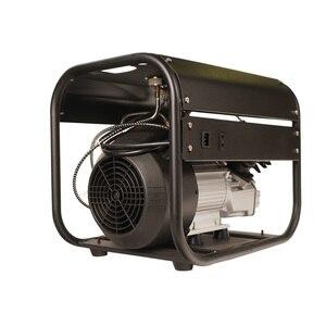Image 3 - Tuxing 4500Psi Dubbele Cilinder Pcp Elektrische Rir Pomp Hoge Druk Paintball Air Compressor Voor Air Rifle 6.8L Tank 220V 110V