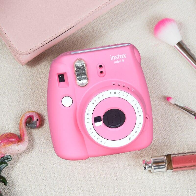 For Fuji Instax Mini9 Disposable Imaging Camera Photo Printer Shooting And Printing Mini 7 And Mini 8 Upgrade
