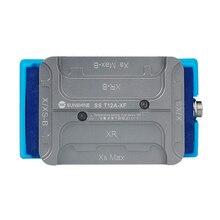 4in1 LCD Bildschirm Lünette Rahmen Separate Heizung Platte Station für iPhone XS MAX X XR Zerlegen Handy Reparatur Maschine werkzeuge