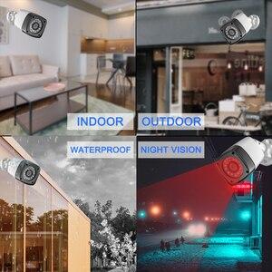 Image 4 - KERUI 4MP na zewnątrz odporne na warunki atmosferyczne 4CH zestaw dvr 5in1 ahd dvr system cctv 2/4 sztuk system bezpieczeństwa kamery dzień/noc wideo z domu kamery