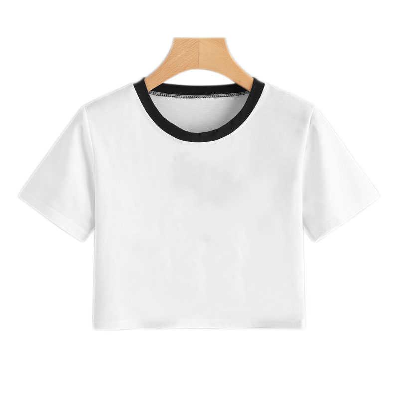 Kawaii Sailor Moon 90s T Shirt Frauen Kurzarm Harajuku Ullzang T-shirt Ästhetischen Anime T-shirt Niedlich Mode Tank Top weibliche
