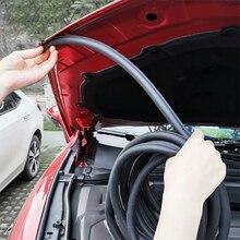 Bande adhésive pour joint du bruit en caoutchouc EPDM pour joint de porte de voiture Type 4m B P Z D, autocollant insonorisant