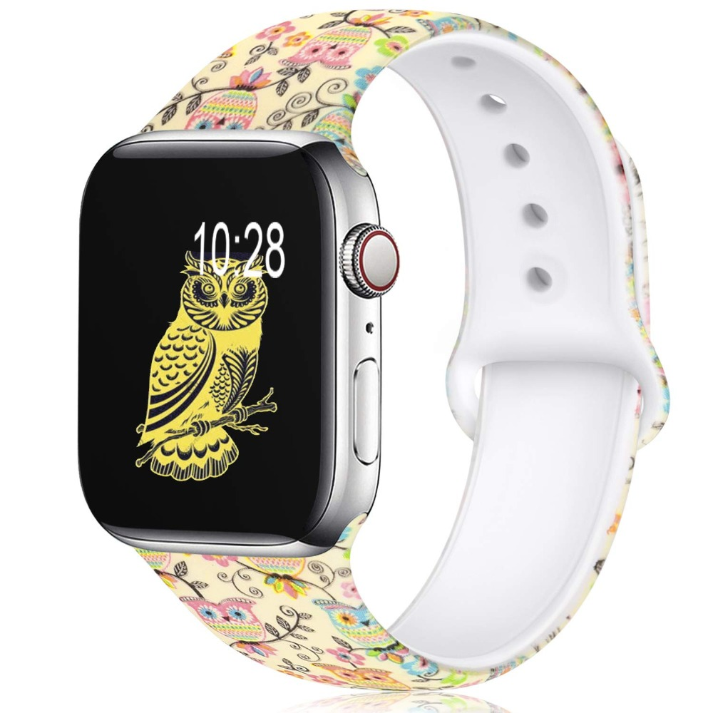 Floral Band for Apple Watch 264
