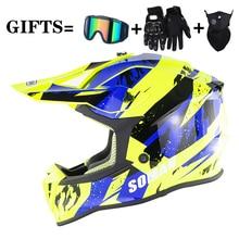 Racing Motocross Helmets Full Face Helmet Casco Moto Motocro