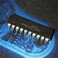 10 шт./лот AT89C2051-24PU AT89C2051 DIP-20 8-битный микроконтроллер chip