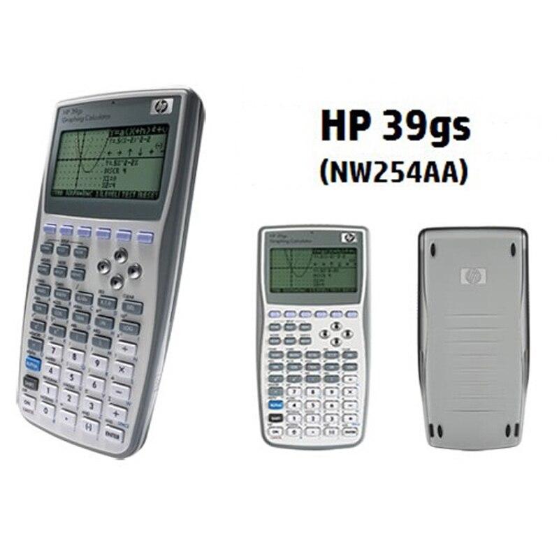 Новый оригинальный калькулятор, график, быстрая доставка, 39gs, Математическая физика, химический графический калькулятор, учитель, тест Sat / Ap