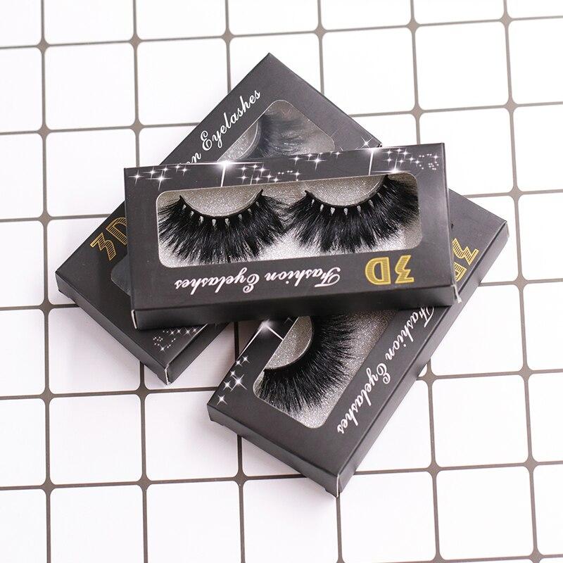 JohonGirls' Прямая доставка 3D накладные ресницы из норки ручной работы норковых ресниц, Оптовая торговля, поддельные Ленточные густые ресницы ин...