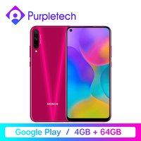Honor Play 3 4GB 64GB Kirin 710 F Octa Core Smartphone 48MP AI Triple Cameras 6.39 Android P Mobile Phone