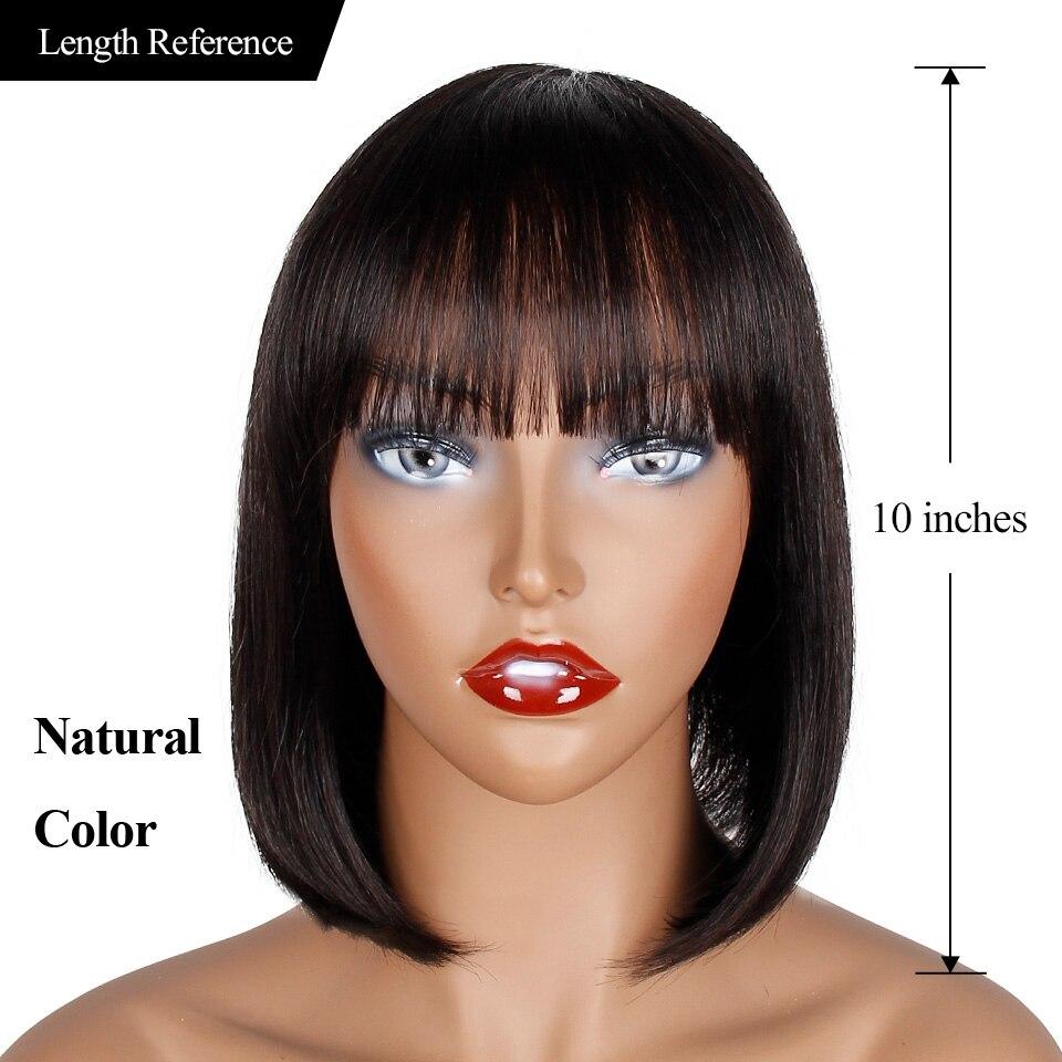 à máquina para mulheres cabelo humano de