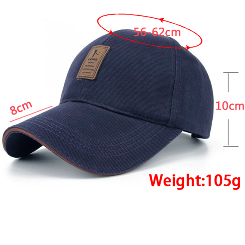 7 Colors Mens Golf Hat Basketball Caps Cotton Caps  Men Baseball Cap Hats for Men and Women Letter Cap 2