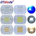 50 Вт 100 Вт Cree XLamp XTE высокомощный светодиодный светильник Blub 10D 20D XT-E чип холодный белый/теплый белый/натуральный белый/Королевский синий цвет