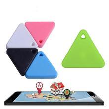 5pcs Portable Bluetooth Smart Mini Tag Tracker Pet Child Wallet Finder GPS Locator Anti-lost Alarm Wireless Key Tracker Supplies