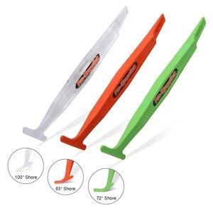 Image 3 - EHDIS ไวนิลห่อ Stick Squeegee ชุดแม่เหล็กกระเป๋าหน้าต่างย้อมสีฟิล์มคาร์บอนไฟเบอร์พลาสติกมีดโกนเครื่องมือรถ
