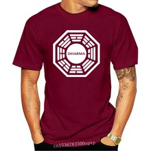 Dharma Initiative From Lost Brand New Shirt Multiple Sizes and Colors