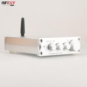 Image 1 - Hifibricolage LIVE A10 HiFi 2.0 amplificateur de puissance Audio numérique 100W Bluetooth 5.0 Interface de décodage USB indépendante double TPA3116