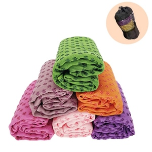 1Pcs Yoga Mat Non Slip Carpet Mat For Environmental Fitness Gymnastics Mats Yoga Antiskid Towel Mat Accessories