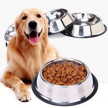 2020 novo cão gato tigelas de viagem aço inoxidável pegada alimentador alimentação tigela água para pet cão gatos filhote cachorro casa ao ar livre comida prato