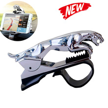 Car Phone Holder Leopard Cheetah 360 Degree GPS Navigation D