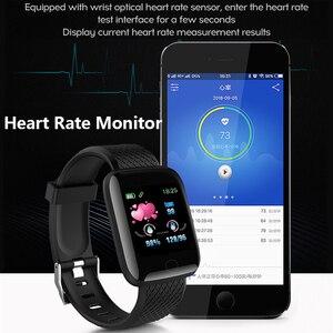 Image 3 - BINSSAW חדש חכם שעונים גברים קצב לב צג לחץ דם נשים כושר Tracker Smartwatch ספורט שעון יד IOS אנדרואיד