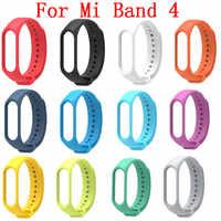 Für Xiao mi mi llet 4 Armband armband Smart Sport Fitness Uhr Armband Ersatz Armband Für mi Band 4 Armband dropship