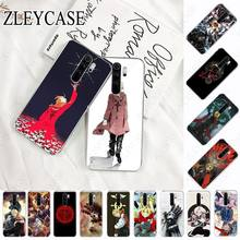 Soft Phone Case For xiaomi Redmi Note8pro note7 7 8 note9s mi8se mi9 mi10 mi9T mi note10 Cellphones FullMetal Alchemist anime(China)