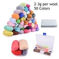 50 Wool and Needle