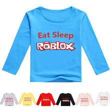 children Spring and autumn T-shirts Boys Girls Sweatshirt Cartoon Letters Long Sleeve Comfortable Tops(China)