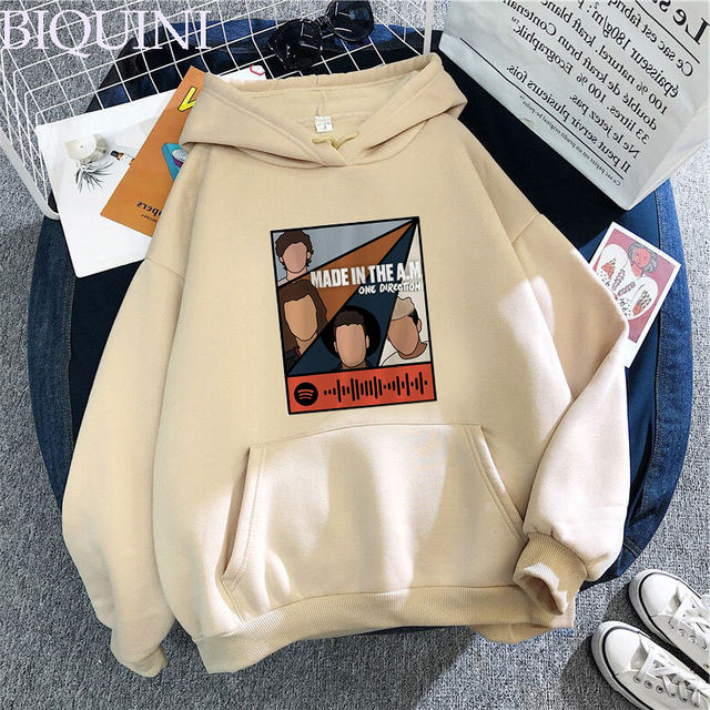 ONE DIRECTION THEMED HOODIE (11 VARIAN)