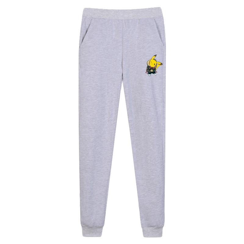 Boys funny pug Dabbing long pants girl thin cotton trousers Kids cartoon spring sweatpants boy pant 5
