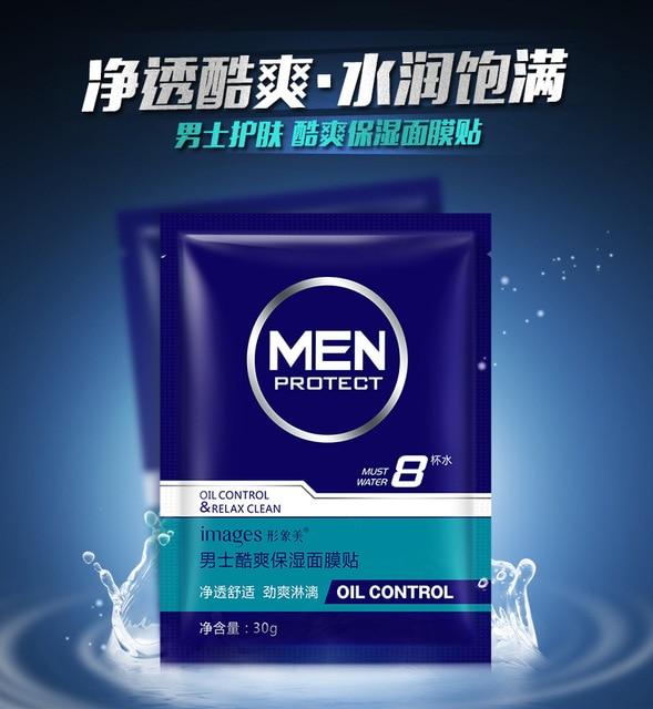men korean face mask sheet mascarilla facial skin care maschera viso gesichtsmaske  beauty cosmetics maski do twarzy lot 2