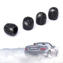4 шт Универсальный Автомобильный клапана Шапки ручной работы