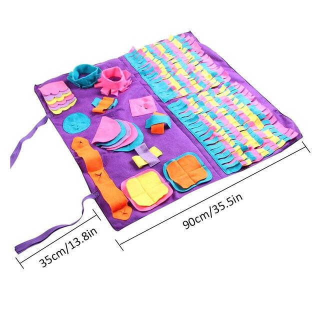 Play Rug For Pups & Kittens  4
