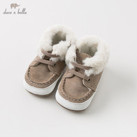 DB11596 Dave Bella winter baby fashion boots baby boy high quality boots shoes prewalker boots