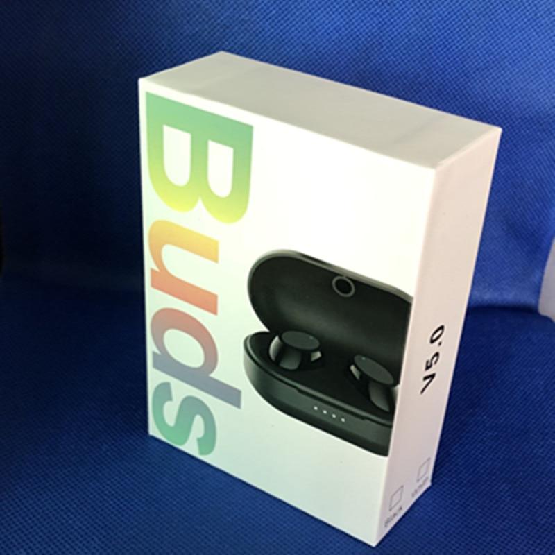 New Buds Mini Bluetooth Headphone Headset Twins Earphones Ear Buds Wireless Stereo In Ear With Charging Socket