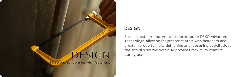 Design of Deko DKMT