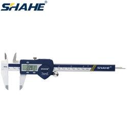 SHAHE Caliper High Precision 150 mm Digital Stainless Steel Electronic Vernier Caliper Messschieber paquimetro measuring Tools