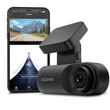Ddpai traço cam mola n3 1600p hd veículo unidade de vídeo automático dvr 2k inteligente conectar android wifi câmera do carro gravador estacionamento 24h