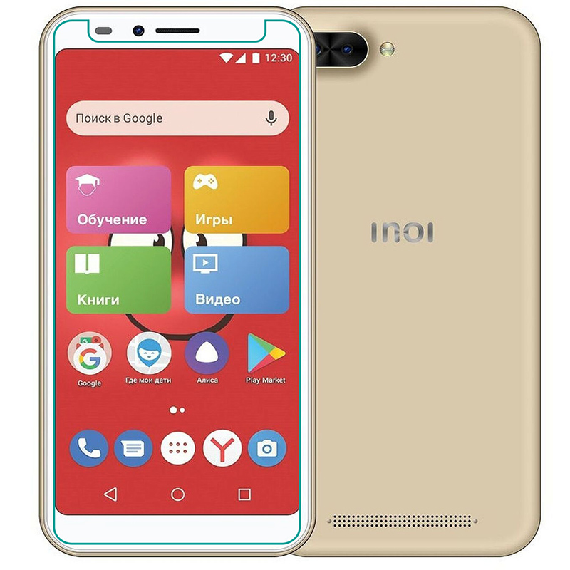 For INOI kPhone 2 3 5 5i 6 Lite Power Pro 2lite 3lite 5lite Tempered Glass Protective 9H Screen Protector Glass Film Cover(China)