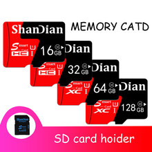 Micro sd card 128GB memory card 64 gb Mini microSD flash drive 16gb 32 gb memoria TF Card per telefono 8gb regalo gratuito