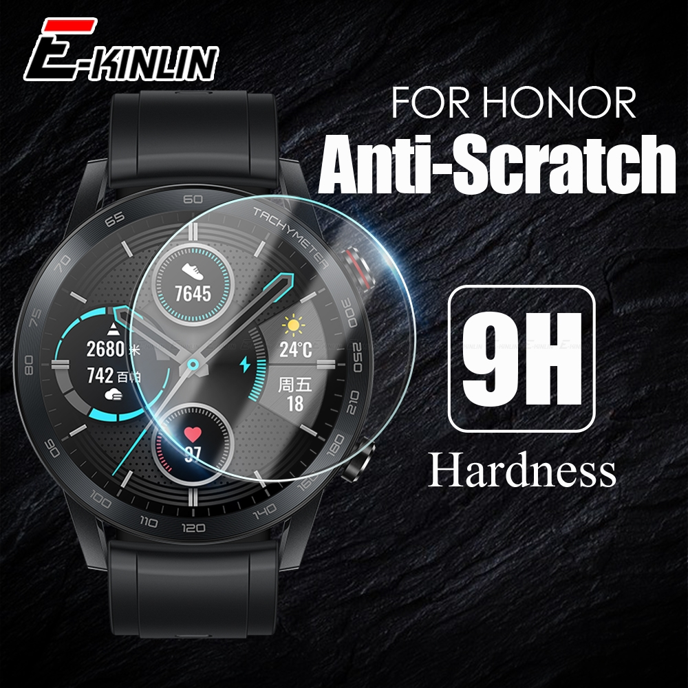 9H 2.5D Clear Tempered Glass For Huawei Honor Smart MagicWatch 2 42mm 46mm Watch Magic Dream Screen Protector Protective Film
