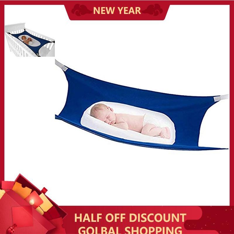 Baby Hammock Detachable Portable Crib Cotton Baby Bed